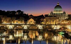 Z Vídně do Říma od 20 euro/zpáteční letenka!