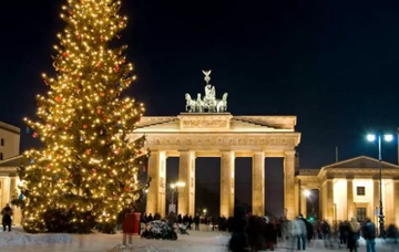 Za adventními trhy do Berlína za 749 Kč!