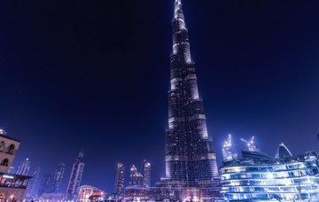 Z Katowic do Dubaje již od 3 354 Kč/zpáteční letenka!
