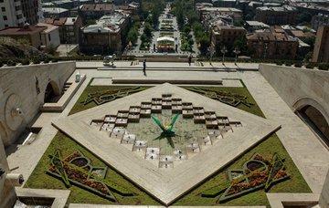 Arménie: Jerevan z Vídně v dubnu již od 1 014 Kč/ zpáteční letenka! Pro členy WDC již od 633 Kč!