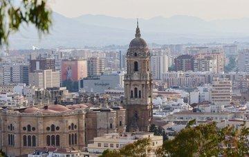Španělsko: Malaga z Prahy v lednu za 878 Kč/zpáteční letenka!