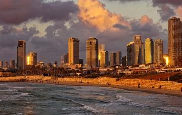 Tel Aviv z Vídně v lednu za 1 030 Kč/zpáteční letenka! Pro členy WIZZ Discount clubu již od 644 Kč!
