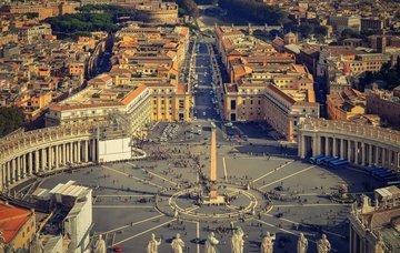 Poznávací zájezd do Říma a Vatikánu v únoru za 2 080 Kč!