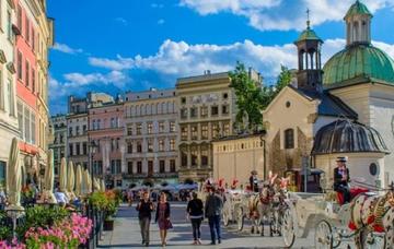 Jednodenní zájezd do Krakova z Olomouce či Ostravy v září za 690 Kč!