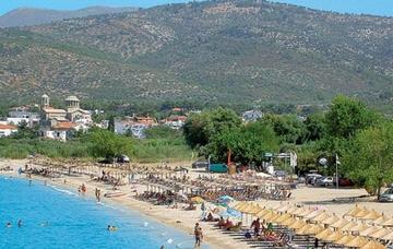 Řecko: Thassos z Ostravy na 10 nocí v září za 7 990 Kč!