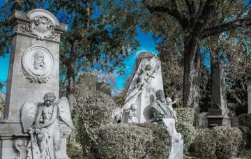 Poznávací zájezd do Vídně 28. 10. (vídeňské hřbitovy a muzeum pohřebnictví) za 450 Kč!