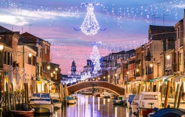 Adventní Benátky v prosinci za 1 299 Kč!
