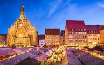 Zájezd za adventními trhy v Norimberku za 529 Kč!
