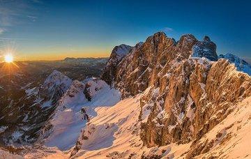 Lyžování v Rakousku na 5 dní/ 3 noci s plnou penzí za 5 875 Kč!