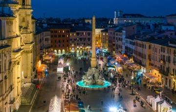 Adventní zájezd do Říma a Vatikánu v prosinci na 4 dny/ 1 noc za 3 399 Kč!