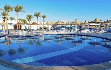 Egypt: Hurghada z Prahy na 7 nocí v luxusním hotelu s All insclusive za 8 490 Kč! Odlet 28. 8. 2019!