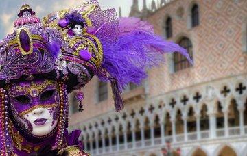 Do Benátek na karneval a za poznáním v únoru za 1 399 Kč!