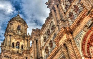 Španělsko: Malaga z Prahy v lednu za 1 170 Kč/zpáteční letenka!