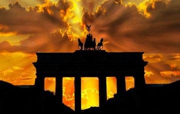 Berlín z Brna v prosinci za 258 Kč/zpáteční letenka!