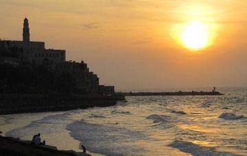 Izrael: Tel Aviv z Vídně od listopadu do prosince za 1 505 Kč/ zpáteční letenka!