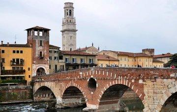 Valentýn v Itálii! Poznávací zájezd do Benátek a Verony na 4 dny/ 1 noc za 2 499 Kč!