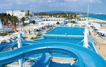 Tunisko z Brna a Ostravy na 7 nocí s All Inclusive za 8 890 Kč! Aquapark přímo v hotelu!