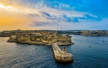 Malta z Vídně v říjnu za 1 090 Kč/zpáteční letenka! Pro členy WIZZ Discount clubu již od 577 Kč!