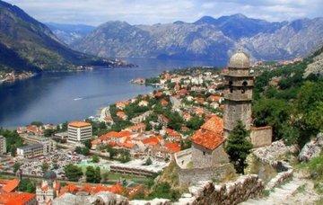 Černá Hora z Mnichova za 773 Kč/zpáteční letenka!