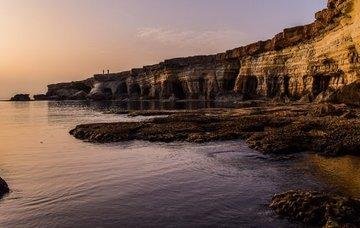 Kypr: Larnaka z Vídně v březnu již od 1 290 Kč/ zpáteční letenka!