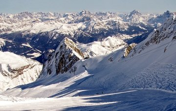 Lyžařský zájezd do Itálie v únoru na 5 dní/ 2 noci s polopenzí a skipasem za 4 999 Kč!