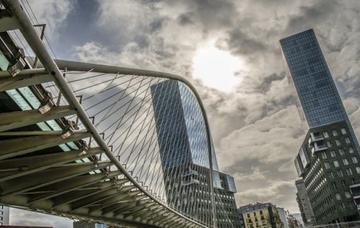 Španělsko: Bilbao z Vídně v říjnu již od 980 Kč/ zpáteční letenka!