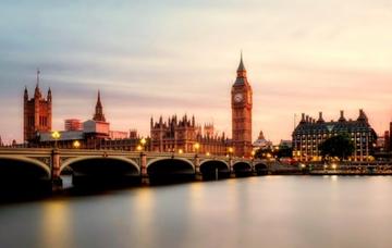 Anglie: Londýn z Brna v říjnu již od 994 Kč/ zpáteční letenka!