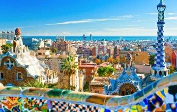 Barcelona z Prahy v září a říjnu za 1 436 Kč/zpáteční letenka i se dvěma kabinovými zavazadly!