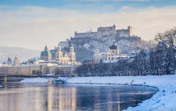 Adventní zájezd do Salzburgu za 769 Kč!