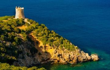 Itálie: Sardinie z Bratislavy v lednu již od 513 Kč/zpáteční letenka!