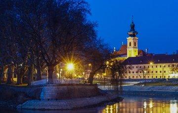 Maďarsko: Győr - zájezd do termálních lázní za 450 Kč!