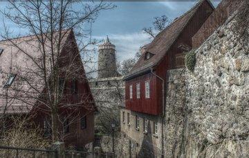 Bautzen a pohádkové trhy na hradě Oybin za 590 Kč!