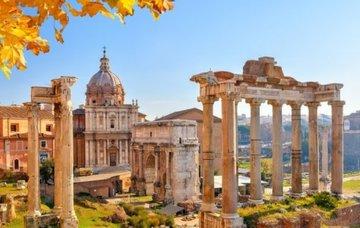 Poznávací zájezd do Říma v listopadu na 5 dní/ 2 noci za 3 599 Kč!
