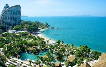 Thajsko: Pattaya z Vídně v únoru na 10 dní/ 6 nocí se snídaní za 17 290 Kč!