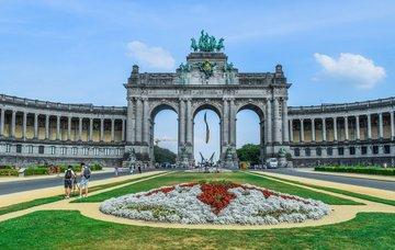 Belgie: Brusel z Vídně v březnu již od 358 Kč/zpáteční letenka!