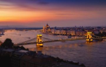 Budapešť z Prahy v lednu za 518 Kč/zpáteční letenka!