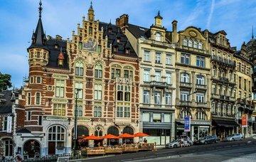Belgie: Brusel z Prahy v březnu již od 518 Kč/ zpáteční letenka!