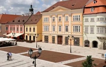 Maďarsko: Győr - zájezd do termálních lázní za 630 Kč! 2. 11. 2019!