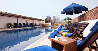 Dubaj z Prahy na 7 dní se snídaní v hotelu se střešním bazénem a výhledem na centrum za 11 890 Kč!