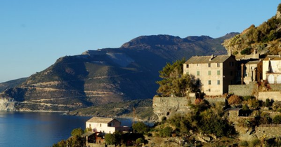 Korsika: Bastie z Vídně za 1 550 Kč/ zpáteční letenka!