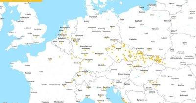 Jízdenky po celé Evropě za 398 Kč. Jen dnes 21.11. u Regiojetu!