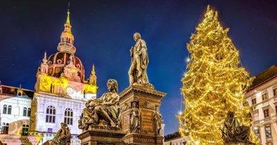 Graz z Brna! Jednodenní zájezd za adventními trhy za 659 Kč!