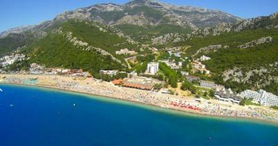 Černá Hora: Barská riviéra z Ostravy na 6 dní/ 5 nocí s plnou penzí za 7 880 Kč! Odlet 26. 8. 2019!