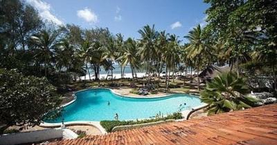 Keňa: Diani Beach z Prahy na 11 dní s All inclusive za 24 990 Kč!