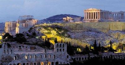 Řecko: Athény z Bratislavy za 918 Kč/ zpáteční letenka!