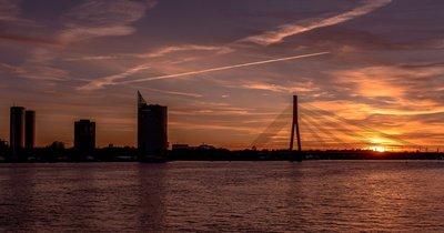 Lotyšsko: Riga z Vídně v lednu již od 408 Kč/ zpáteční letenka!