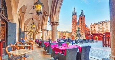 Polsko: Krakow pro 2 osoby na 2 dny se snídaní za 1 299 Kč!