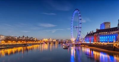 Londýn z Brna v lednu již od 518 Kč/ zpáteční letenka!