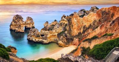 Portugalsko: Faro z Berlína za 1 Euro!