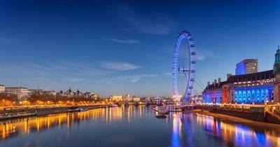 Londýn z Pardubic v červnu za 972 Kč/zpáteční letenka!